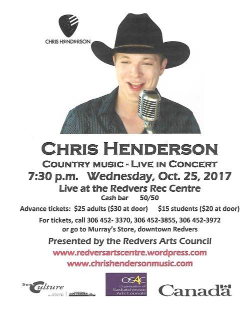 Chris Henderson poster jpeg